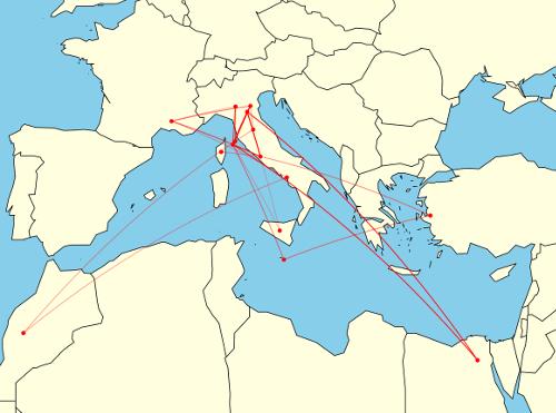 Mediterranean Travels